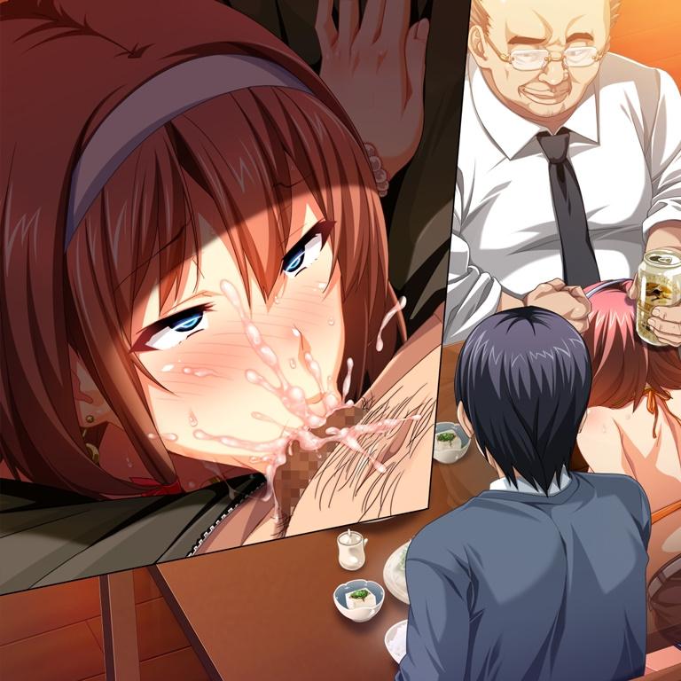 ケダモノたちの住む家で ピンポイント 武田弘光 エロゲ PCゲーム アヘ顔 羞恥 拘束 輪姦 アナル 搾乳 ひょっとこフェラ