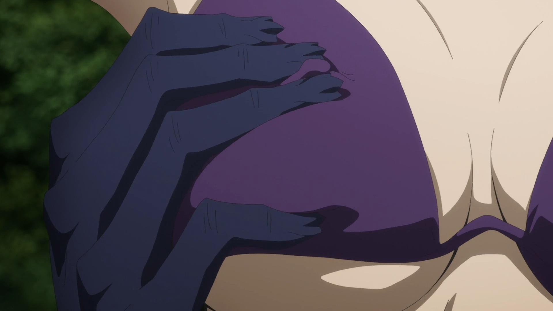 グレイプニル gleipnir 武田すん 伊藤静 小柳紗耶香 動画 一般アニメ エロ 乳首責め 胸揉み 拘束 異種姦